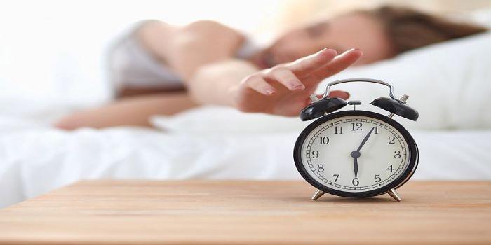 Gardez des heures de sommeil régulières